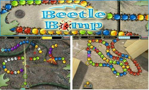 Beetle Bomp, Game tembak, Game PC