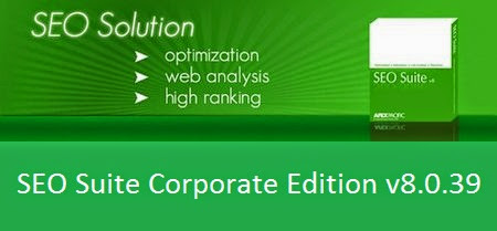 SEO Suite Corporate V.8.0.69