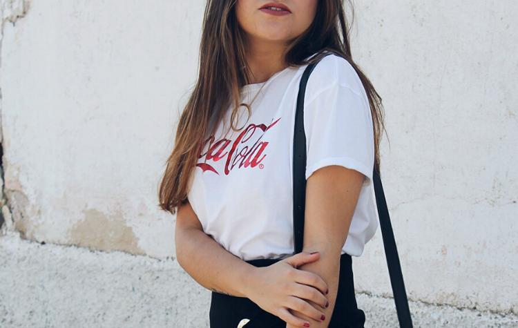 camiseta coca cola blog de moda