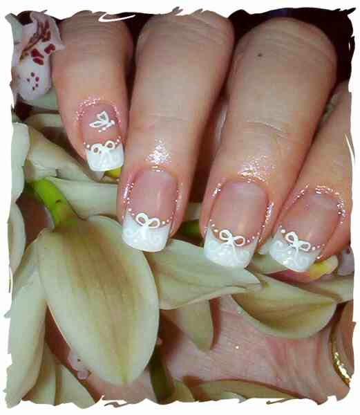 Nail Salon Designs Wedding Nail Salon Designs Beautiful