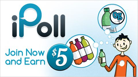 Earn Money By Android Apps Monthly, iPoll
