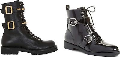 moda donna autunno inverno 2016/17: gli stivali di tendenza