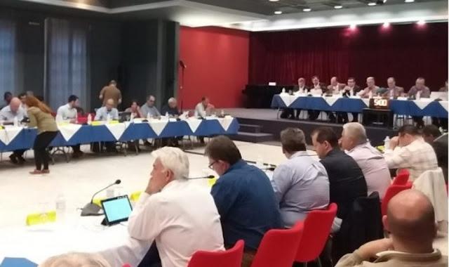 Πρόταση 15 περιφερειακών συμβούλων για έκτακτη συνεδρίαση του ΠΕΣΥ Πελοποννήσου για τον εκλογικό νόμο