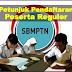 Pendaftaran SBMPTN Reguler Non Bidik Misi 2018/2019