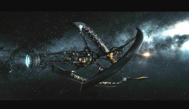 """Heritage: la """"super astronave spaziale"""" per colonizzare altre galassie (Video)."""