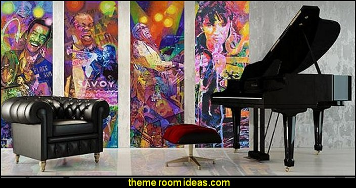 Decorating Theme Bedrooms Maries Manor Music Bedroom Ideas Bedroom Music Decorations Rock Star Bedrooms Music Theme Bedrooms Music Theme Decor Music Themed Decorations Bedding With