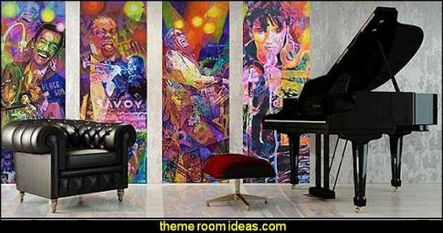 music room murals  Music bedroom decorating ideas - rock star bedrooms - music theme bedrooms - music theme decor - music themed decorations - bedding with musical notes - music bedroom decor - music themed bedroom wallpaper - music bedrooms - music bedroom design -  music bedroom accessories - music decor for walls - band decorations rock and roll - rock themed bedrooms - music bedding - music pillows - music comforters - music murals -
