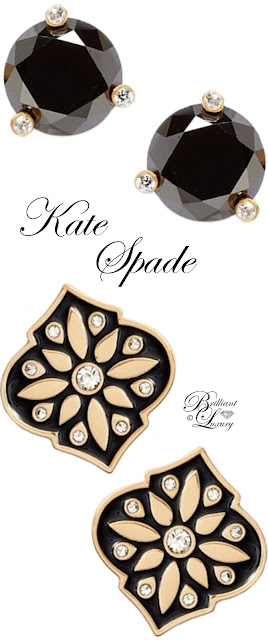 Brilliant Luxury ♦ Kate Spade Earrings