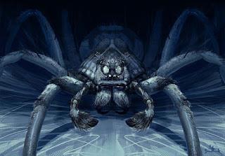 Aranha Gigante D&D 5e