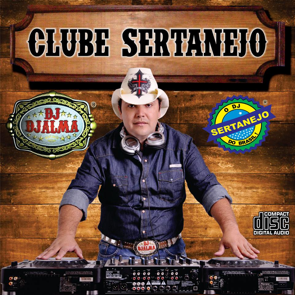 CD Clube Sertanejo Vol. 1 - Mega Lançamento 2017