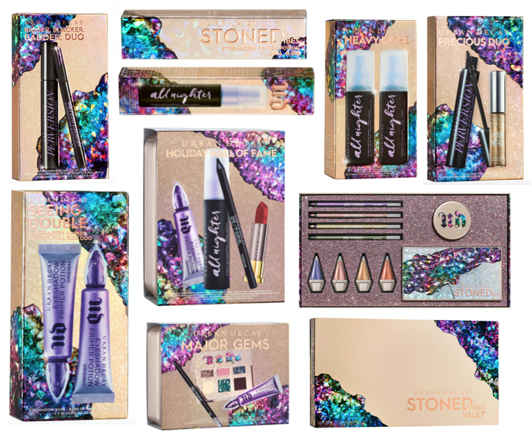 Urban Decay Christmas 2020 Gift Sets
