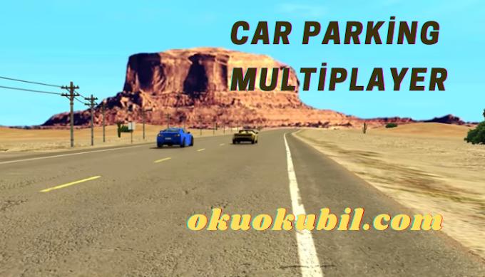 Car Parking Multiplayer v4.7.2 Para + Araba + Far Hileli Mod Apk İndir