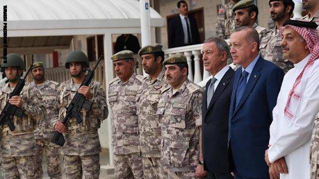 شقيق أمير قطر يثير جدلا بتغريدة عن الجيش التركي: الموت يهاب أسود أردوغان