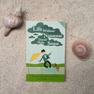 Life Without Nonsense Doesn't Make Sense Quote and Poetry Book