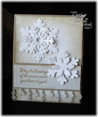 "Our Daily Bread designs ""Warm Wishes"" Designer Lori Ulrich"
