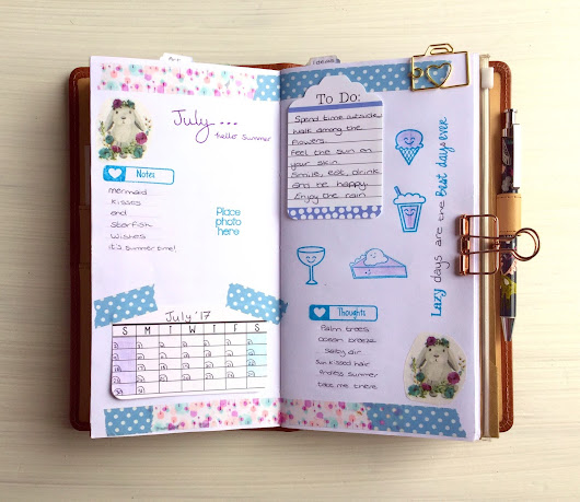 Planner Friday - June