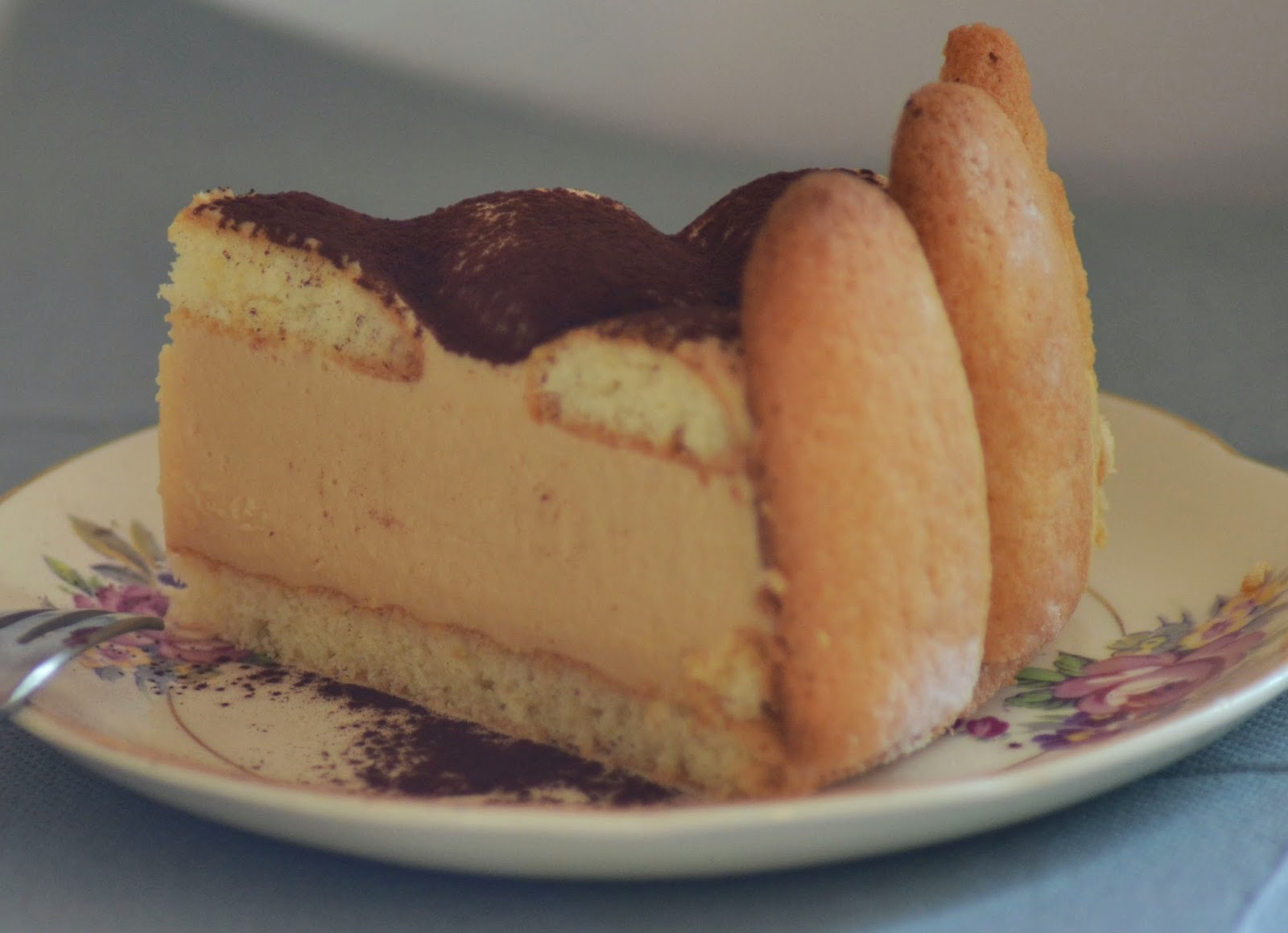 Heel Holland bakt: Charlotte à la russe
