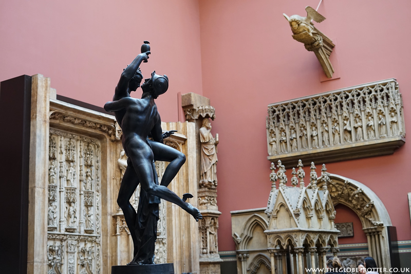 The Cast Collection at Victoria & Albert Museum