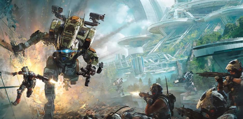 لعبة Titanfall 2 تحقق أرقام ممتازة مُنذ إصدارها على متجر Steam.