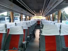 Mengenal Fasilitas dan Interior Bus Pariwisata