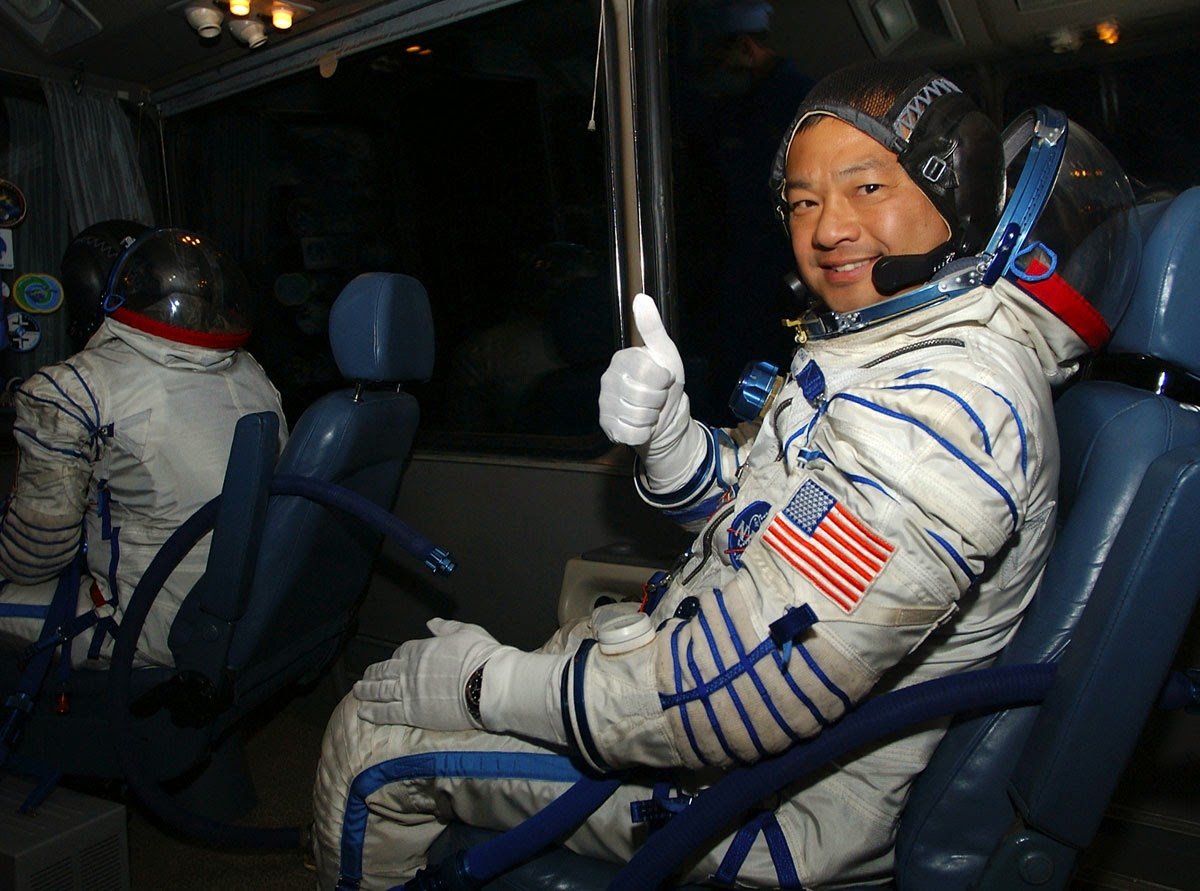 UFO SIGHTINGS DAILY: Astronaut Leroy Chiao Announces He ...