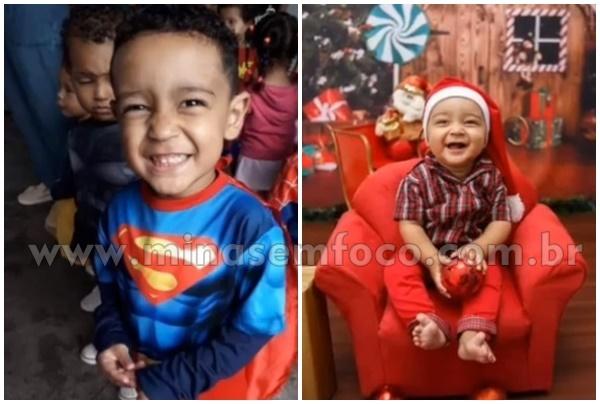 Criança de dois anos morre afogada em rancho de Varginha, MG