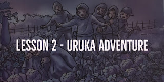 Lesson 2 | Class 7 | Uruka Aventure all the questions and answers | SCERT