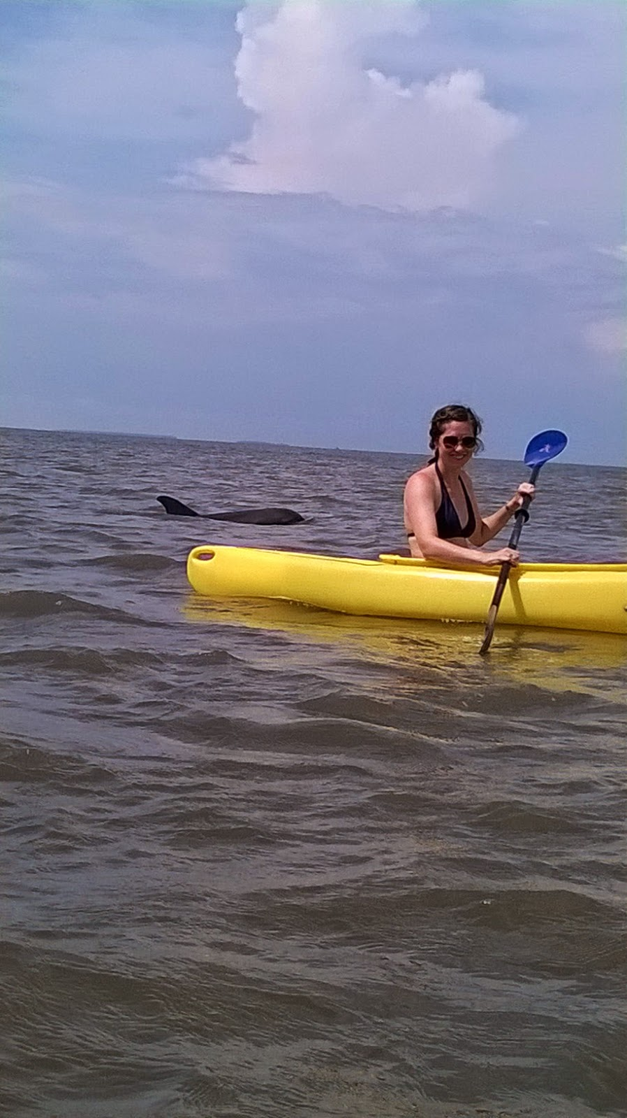 Edisto Island kayaking