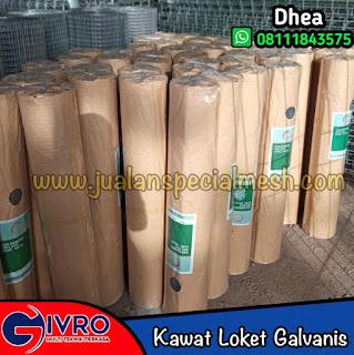 Distributor Kawat Loket