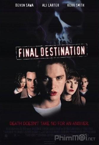Dich den cuoi cung 1 - Luoi hai tu than 1 - Final Destination 2000 Vietsub
