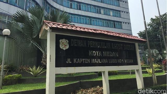 Surat Memalukan Anggota DPRD Medan Minta Bantuan ke Perusahaan
