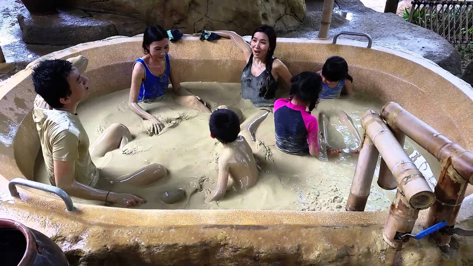 Kinh nghiệm tắm bùn ở Nha Trang