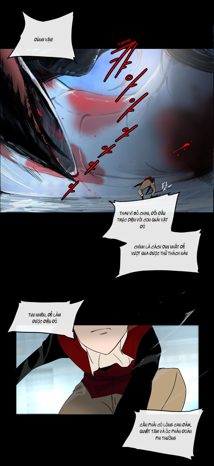 Tower of God chapter 3 trang 30