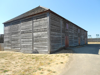 fort vancouver fur warehouse