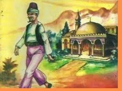 Abu Nawas Mendemo Tuan Kadi