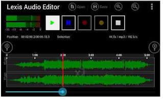 Aplikasi Edit Musik