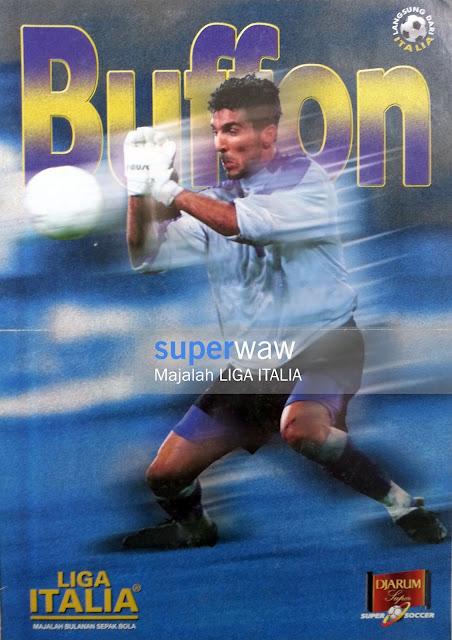 Poster Buffon