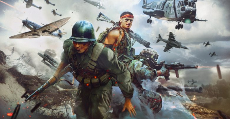 World War Rising MOD APK Unlimited [ Gold Money Resources ]