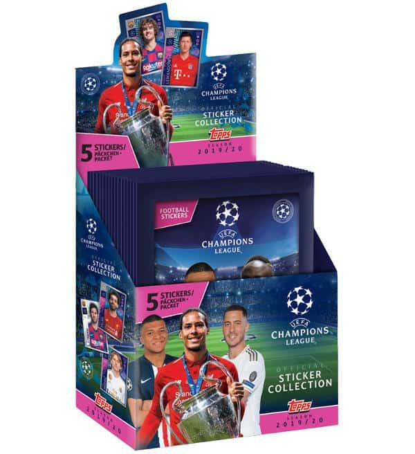 Club Brugge KV Champions League 19 20 2019 2020 Sticker 525 Mbaye Diagne