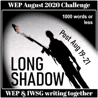 WEP+IWSG August 2020 Challenge!
