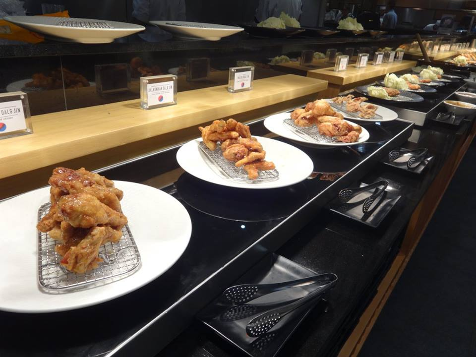 Sambo kojin korean japanese buffet restaurant opens 6th for Authentic korean cuisine