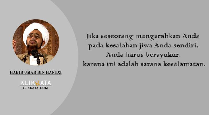Kata Bijak Habib Umar