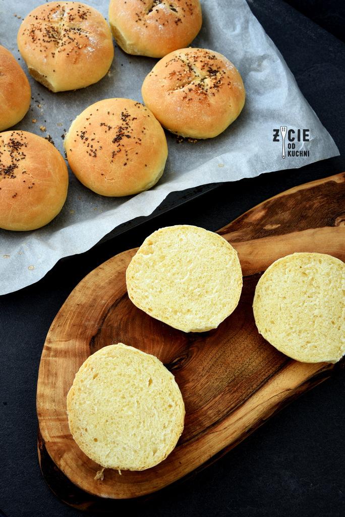 bulki, weka, bulka paryska, jak upiec bulki, bulki na drozdzach, bulki sniadaniowe, proste bulki, drozdzowe pieczywo, domowe pieczywo, pieczywo