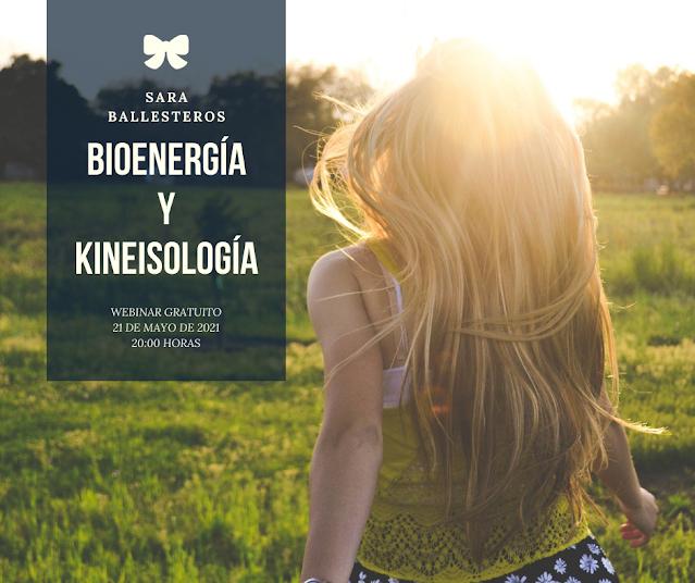 Bioenergía y Kineisología