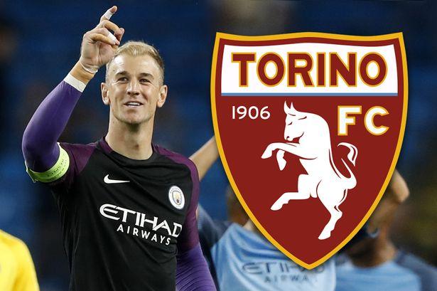 Joe Hart Gabung Torino