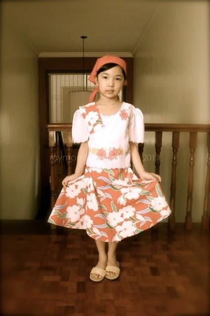 Shoes For Filipiniana Attire Kids