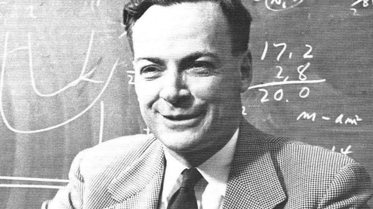 7 life lessons richard feynman motivational