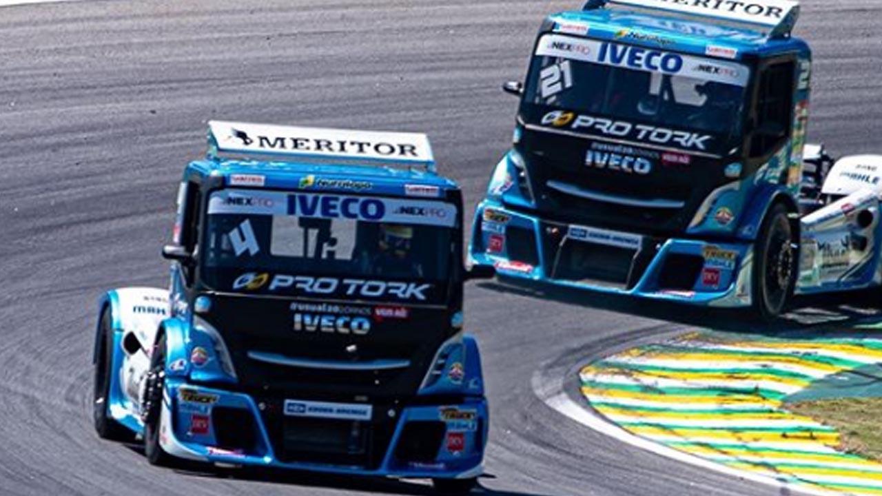 Equipe de Laranjal Paulista na Copa Truck busca o pódio esse final de semana em Goiânia