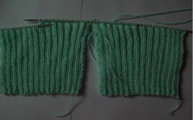 Curso de tejido a mano medias con tal n y puntera en dos - Como hacer talon de calcetines de lana ...