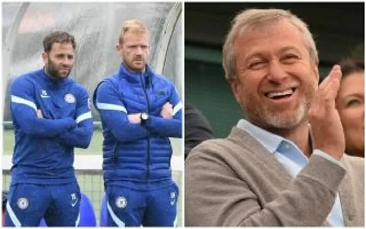 Now Chelsea have even sent one of their coaches out on loan